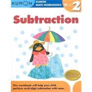 Subtraction: Grade 2 by Tachimoto, Michiko, 9781933241524