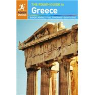 The Rough Guide to Greece by Rough Guides, 9781409371526