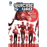 New Suicide Squad Vol. 2: Monsters by RYAN, SEAN, 9781401261528