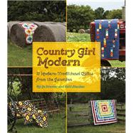 Country Girl Modern by Kramer, Jo; Hanken, Kelli, 9781611691535