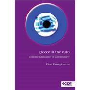 Greece in the Euro by Panagiotarea, Eleni, 9781907301537