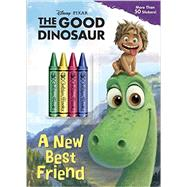 A New Best Friend (Disney/Pixar The Good Dinosaur) by RH DISNEYRH DISNEY, 9780736431538
