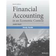 Financial Accounting in an Economic Context by Pratt, Jamie; Anthony, Joseph H. (CON), 9781118881538