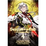 Seraph of the End, Vol. 4 Vampire Reign 9781421571539R