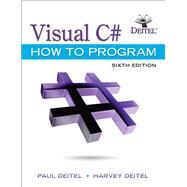 Visual C# How to Program by Deitel, Paul; Deitel, Harvey, 9780134601540