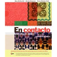 En contacto, Enhanced Student Text, 9/E by Gill McVey, 9781285461540