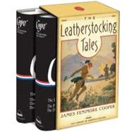 The Leatherstocking Tales by Cooper, James Fenimore, 9781598531541