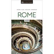 DK Eyewitness 2019 Rome by Dorling Kindersley Limited, 9781465471543
