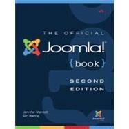 The Official Joomla! Book by Marriott, Jennifer; Waring, Elin, 9780321821546