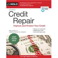 Credit Repair by Leonard, Robin; Loftsgordon, Amy, 9781413321548