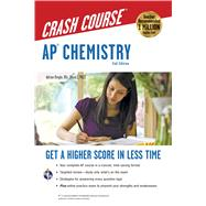 Ap Chemistry Crash Course by Dingle, Adrian, 9780738611549