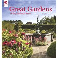 Great Gardens of the National Trust by Lacey, Stephen, 9781849941549