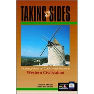 Taking Sides Western Civilization : Clashing Views on Controversial Issues in Western Civilization by Mitchell, Joseph; Mitchell, Helen Buss, 9780072371550