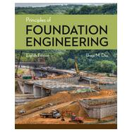 Principles of Foundation Engineering by Das, Braja M., 9781305081550