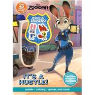 It's A Hustle! by Disney Enterprises, Inc., 9781474821551