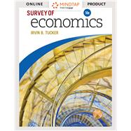 MindTap Economics, 1 term (6 months) Printed Access Card for Tucker's Survey of Economics, 10th by Tucker, Irvin B., 9781337111553