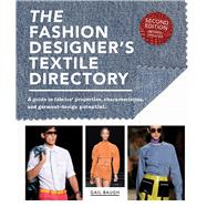 The Fashion Designer's Textile Directory by Baugh, Gail, 9781438011554