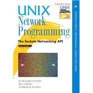 Unix Network Programming, Volume 1 The Sockets Networking API by Stevens, W. Richard; Fenner, Bill; Rudoff, Andrew M., 9780131411555
