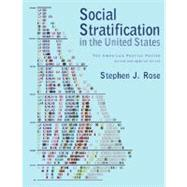 Social Stratification in the United States: The American Profile Poster by Rose, Stephen J., 9781595581556