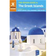 The Rough Guide to The Greek Islands by Rough Guides, 9781409371557