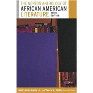 The Norton Anthology of African American Literature, Vol 1 + Vol 2 by Gates, Henry Louis; Smith, Valerie A., 9780393911558