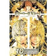 Death Note, Vol. 10 by Ohba, Tsugumi; Obata, Taskeshi, 9781421511559