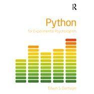Python for Experimental Psychologists by Dalmaijer; Edwin S., 9781138671560
