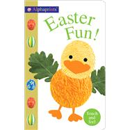 Alphaprints: Easter Fun! by Priddy, Roger, 9780312521561