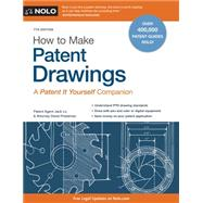 How to Make Patent Drawings: Save Thousands of Dollars and Do It With a Camera and Computer! by Lo, Jack; Pressman, David, 9781413321562