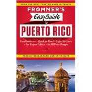 Frommer's EasyGuide to Puerto Rico by Marino, John, 9781628871562