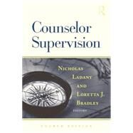 Counselor Supervision by Unknown, 9781138871564