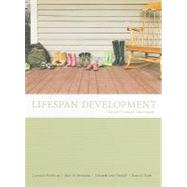 Lifespan Development: Infancy Through Adulthood by Steinberg, Laurence, 9780618721566