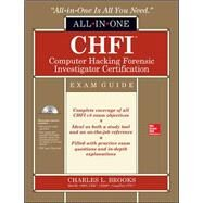 CHFI Computer Hacking Forensic Investigator Certification All-in-One Exam Guide by Brooks, Charles L., 9780071831567