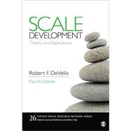 Scale Development by Devellis, Robert F., 9781506341569
