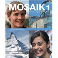 Mosaik, Level 2 Student Textbook, Supersite Plus (vText) Code, Student Activities Manual by VHL, 9781680041569