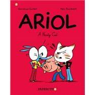 Ariol #6: A Nasty Cat by Guibert, Emmanuel; Boutavant, Marc, 9781629911571