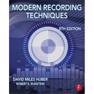Modern Recording Techniques by Huber; David Miles, 9780240821573