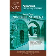 Niv Bible Student - Summer 2015 by Standard Publishing, 9780784741573