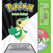 Catch Snivy! A Pokémon Look and Listen Set by Pikachu Press, 9781604381573