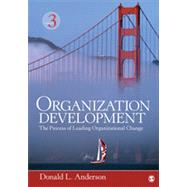 Organization Development by Anderson, Donald L., 9781452291574