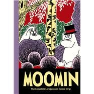 Moomin Book Nine The Complete Lars Jansson Comic Strip by Jansson, Lars, 9781770461574
