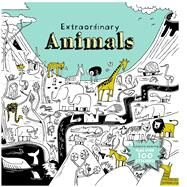 Extraordinary Animals by Little Bee Books Inc., 9781499801576