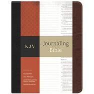 KJV Journaling Bible® by Holman Bible Staff, 9781433691577