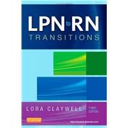 Lpn to Rn Transitions by Claywell, Lora, Ph. D. , R. N., 9780323101578