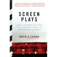 Screen Plays Reprint Binding: Paperback Publisher: Harpercollins Publish Date: 2009/02/01 Synopsis: A survey of contemporary screenplay writing draws on interviews with top Hollywood writers as well as up-and-coming novices to trace the process from conception to script to film, in an account that documents the evolution of twenty-five screenplays including American Beauty, Gladiator, and Pay It Forward
