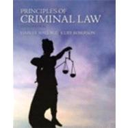 Principles of Criminal Law by Wallace, Harvey; Roberson, Cliff, 9780135121580