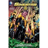 Sinestro Vol. 3: Rising by BUNN, CULLEN, 9781401261580