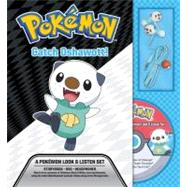 Catch Oshawott! A Pokémon Look and Listen Set by Pikachu Press, 9781604381580