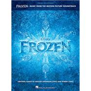 Frozen Vocal Selections by Anderson-lopez, Kristen (COP); Lopez, Robert (COP), 9781480391581
