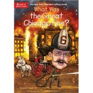 What Was the Great Chicago Fire? by Pascal, Janet, 9780399541582